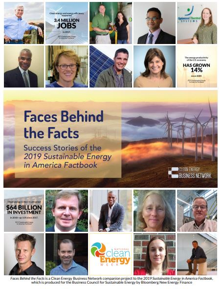 2019 Faces Behind the Facts