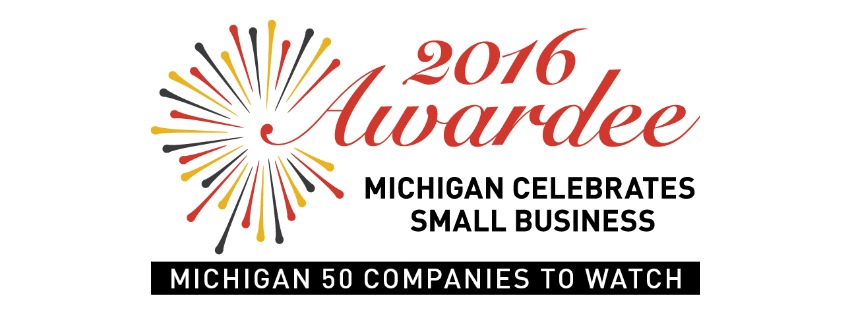Michigan 50 Companies to Watch 2016 Awardee