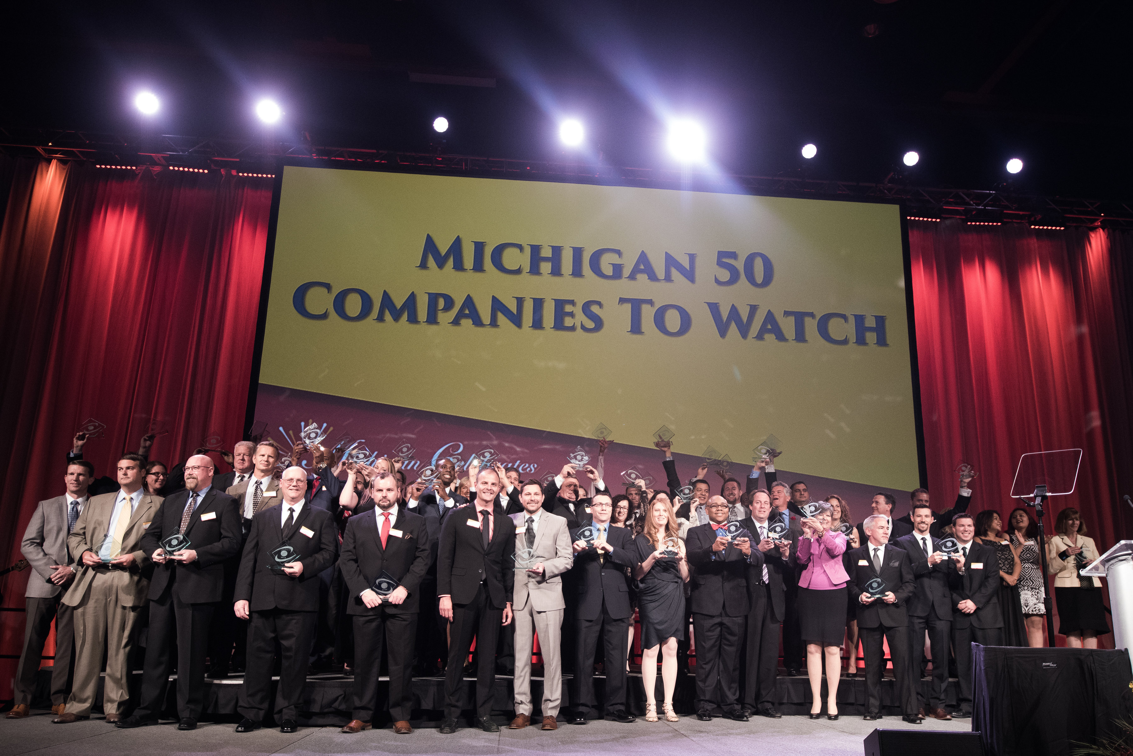 MI 50 Companies to Watch 2016